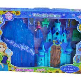 Frozen zamak + pecina