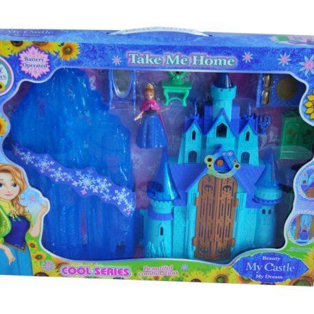 Frozen zamak