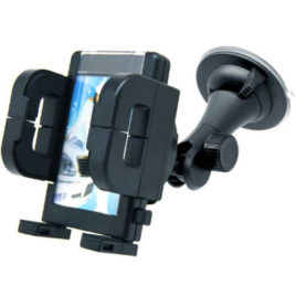Auto držač za mobilne telefone, GPS navigaciju, MP3
