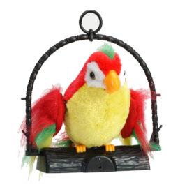 Pametni Papagaj Koji Ponavlja Reci