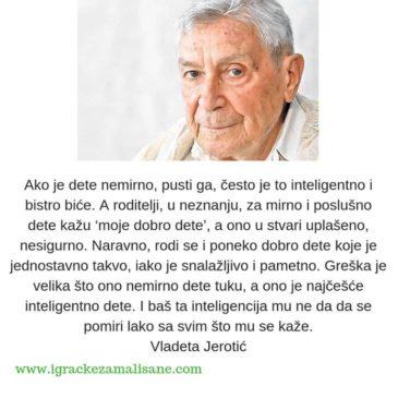 Nemirno dete – Vladeta Jerotic