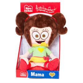 Plišana lutka Mama voli bebu