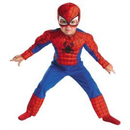 Kostim Spiderman sa mišićima