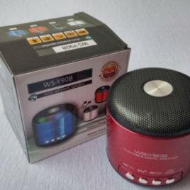 Bluetooth zvučnik – MP3 pleyer – fm radio