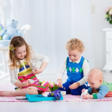 Kako prilagoditi stan potrebama deteta