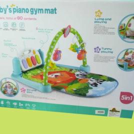 Bebi podloga – Gimnastika sa pianom