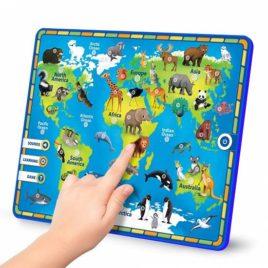 Moj prvi atlas – dečiji tablet na Srpskom