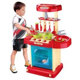 Kuhinja u koferčetu za dečake I devojčice