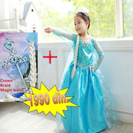 frozen kostim 2