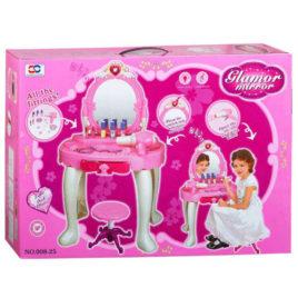 Set za male dame – Toaletni sto i stolica