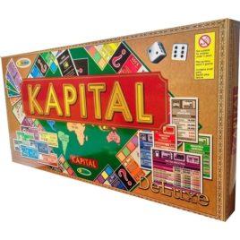 Kapital društvena igra na Srpskom jeziku
