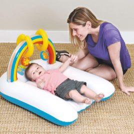 Prostirka za bebe na naduvavanje