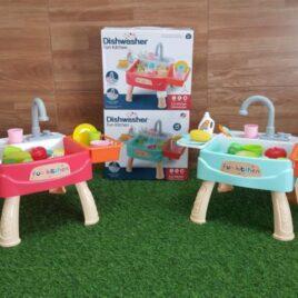 Sudopera za decu sa vodom i dodacima