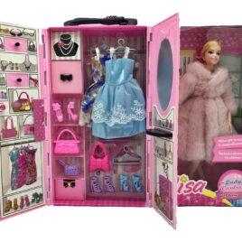 Alisa – Lutka sa garderoberom