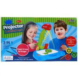 Projektor za crtanje za decu3u1