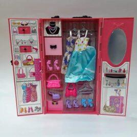 Garderober za barbike