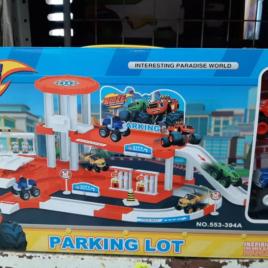 Blaze parking staza